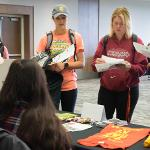 THE ACADEMIC SUCCESS FAIR FEATURED ACADEMIC SUPPORT PROGRAMS FOR STUDENTS.