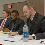 THE DEBATE WAS SPONSORED BY FSU'S POLITICAL ENGAGEMENT PROJECT.