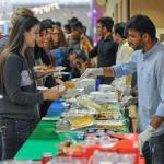 FERRIS ALSO CELEBRATED THE DIWALI FESTIVAL IN THE IRC CONNECTOR.