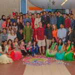 THE DIWALI FESTIVAL WAS A GREAT WAY TO EXPERIENCE THE CULTURE OF INTERNATIONAL STUDENTS AT FERRIS.