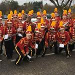 THE BAND PERFORMED AT THE BIG RAPIDS FALL FESTIVAL PARADE.