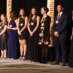 STUDENTS WHO RECEIVED THE FERRIS FOUNDATION OPPORTUNITY SCHOLARSHIP WERE RECOGNIZED