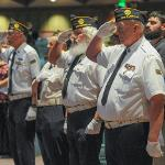 SCENES FROM THE 14th ANNUAL VETERANS DAY CONCERT.