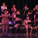 THE FSU JAZZ BAND PERFORMED ITS FALL CONCERT AT WILLIAMS AUDITORIUM.