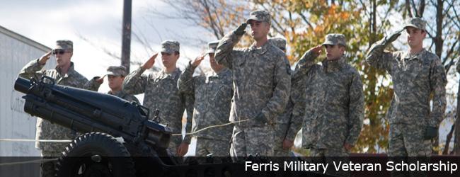 Ferris's ROTC