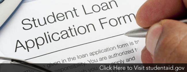 Student Loan Application Form Click here to visit sutdentaid.gov