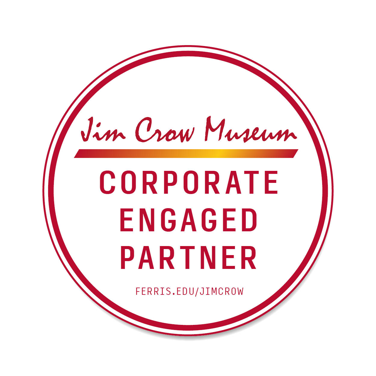Corporate ENgaged logo Badge