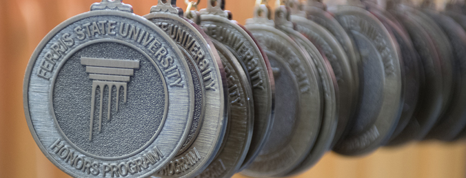 Academic Exellence Medals