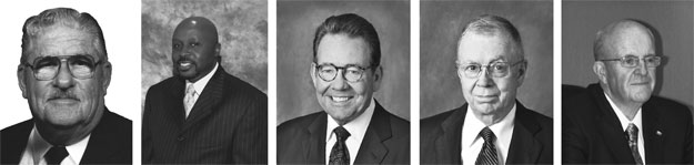 Michigan Construction Hall of Fame Inductees