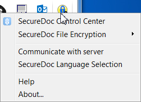 How to Communicate Computer to WinMagic SecureDoc Server