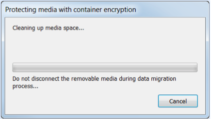 Encrypting a USB Storage Device  Main Content