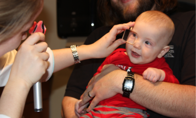Infant Eye Exam