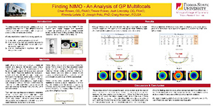 GP Multifocal Analysis with NIMO