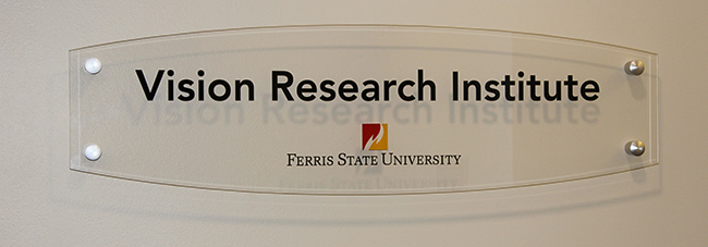 Logo for Vision Research Institute