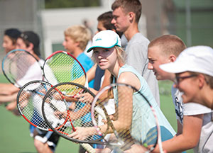 Summer Sports Camps at Ferris State University
